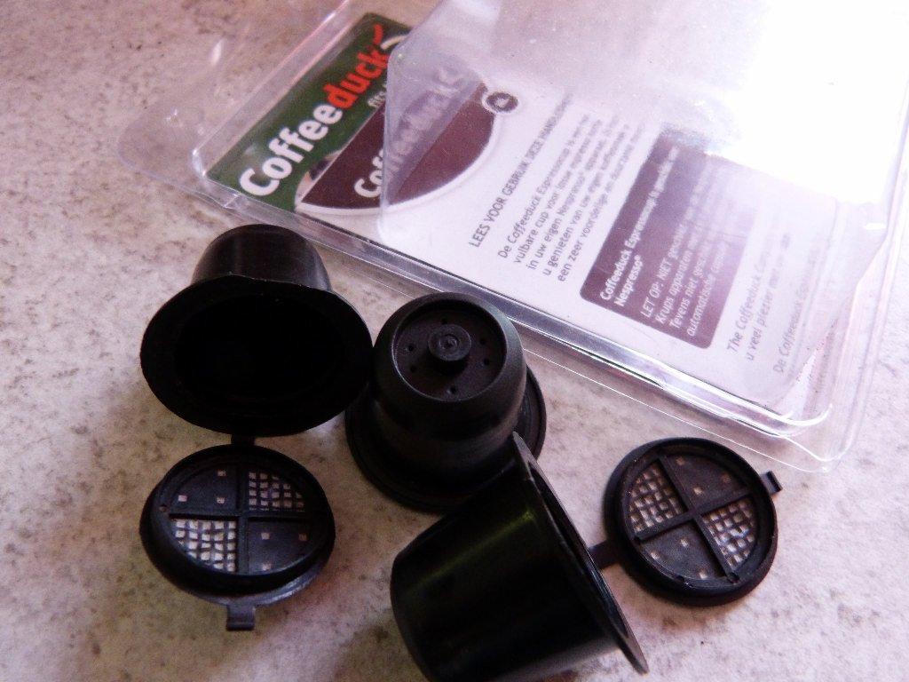 Kapseln für nespresso maschine