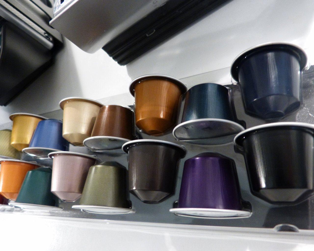 Test Nespresso Kapseln