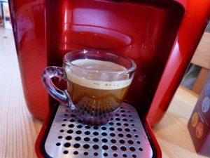Espresso Ergebnis