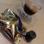 Der fertige Espresso