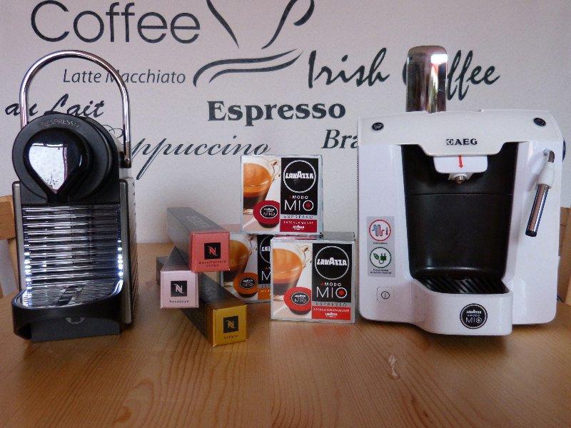 Lavazza- oder Nespresso-System? - Kapsel-Kaffee.net