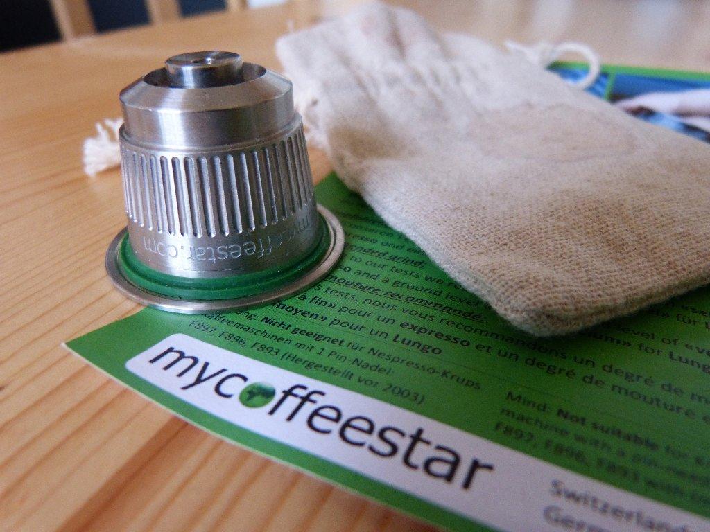 alternativen zu nespresso kapseln im test kapsel. Black Bedroom Furniture Sets. Home Design Ideas
