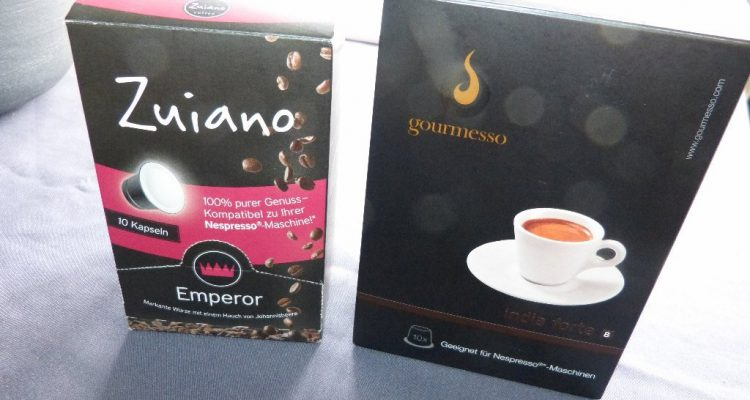 a8e561155def20 Zuiano Kaffeekapseln VS Gourmesso Kaffeekapseln - Kapsel-Kaffee.net