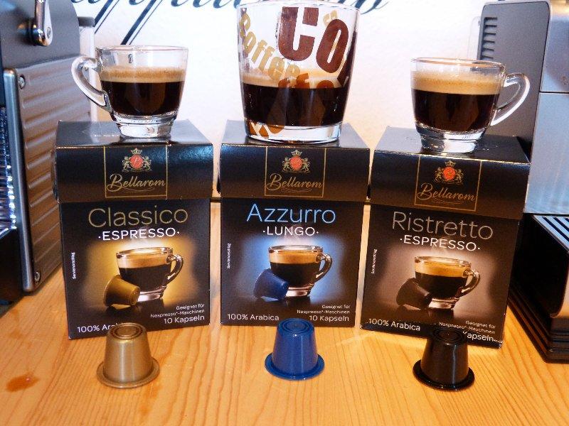 Bella Coffee Pods
