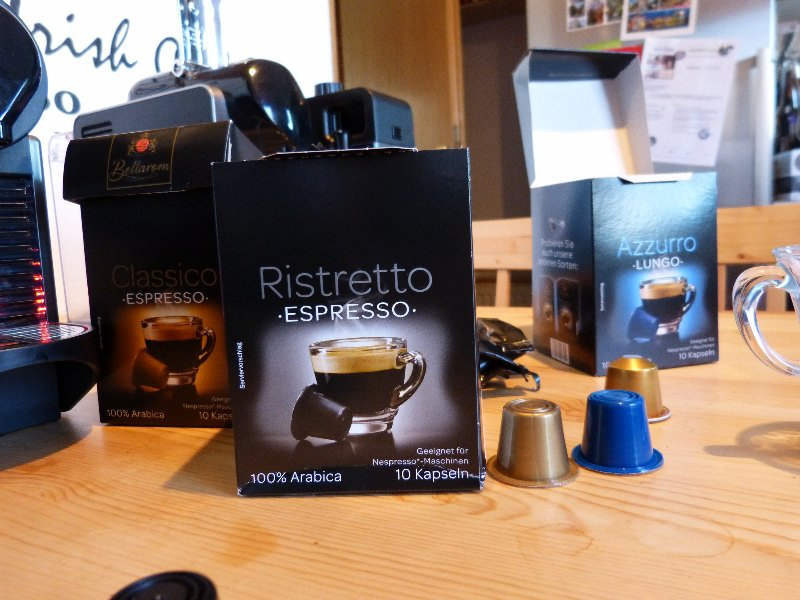 Nespresso Kapselit Lidl