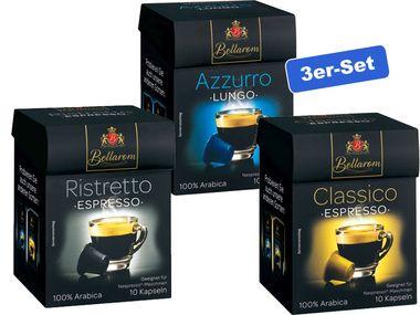 bellarom-probierpaket-classico-ristretto-azzuro-lungo-regular