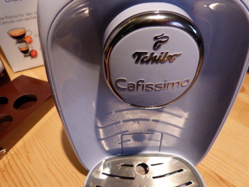 Küchenzeile Tchibo ~ tchibo cafissimo picco im test kapsel kaffee net
