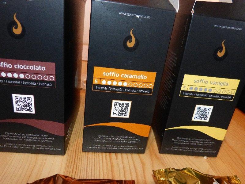 gourmesso flavour kapseln test kaffeekapseln nespresso kompatibel007 kapsel. Black Bedroom Furniture Sets. Home Design Ideas
