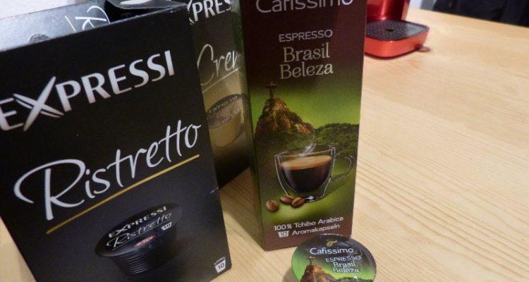 1a8a26807c Test: Aldi Expressi Kapseln in Cafissimo Maschine - Kapsel-Kaffee.net