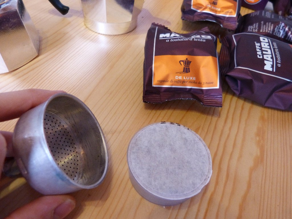 mokaquick kaffeekapseln im test kapsel. Black Bedroom Furniture Sets. Home Design Ideas