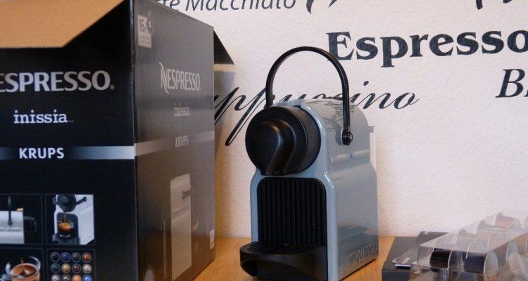 alternative kapseln in nespresso inissia im test kapsel. Black Bedroom Furniture Sets. Home Design Ideas