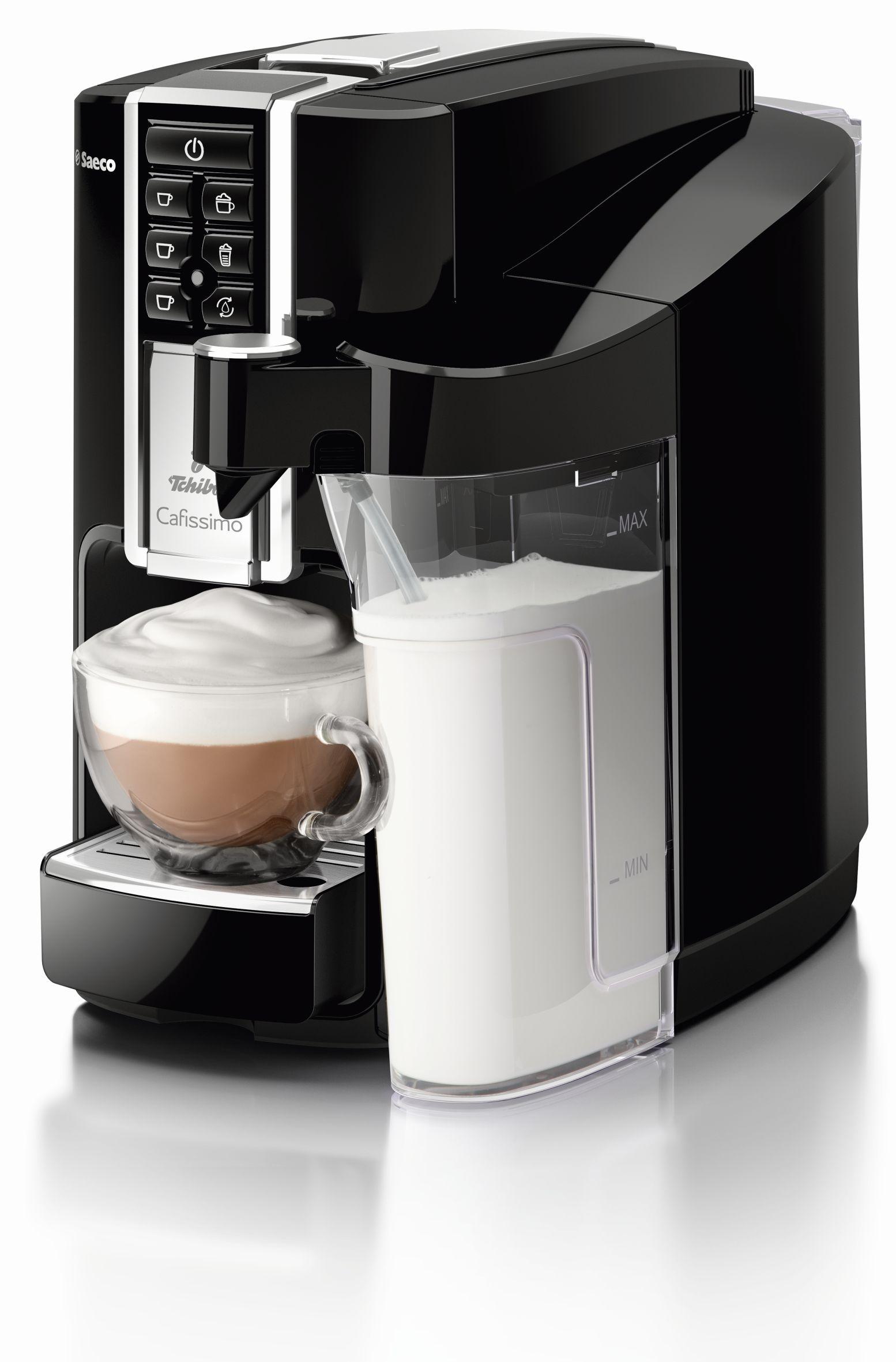 cafissimo latte kapselvollautomat von tchibo kapsel. Black Bedroom Furniture Sets. Home Design Ideas
