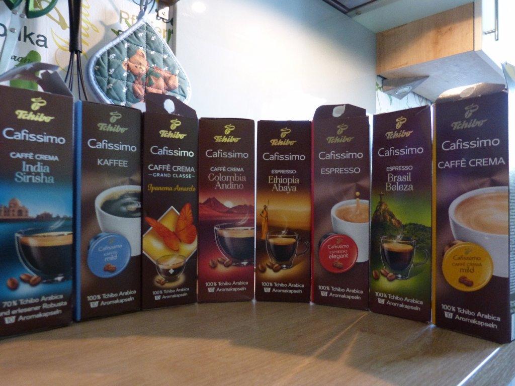 cafissimo kapseln im test  kapselkaffeenet ~ Kaffeemaschine Ohne Kapseln