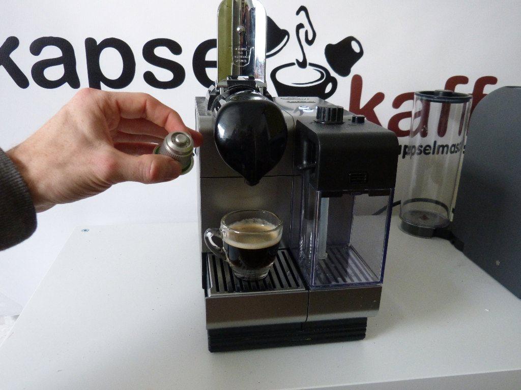 mycoffeestar barista set edelstahl kapsel nespresso im test 004 kapsel. Black Bedroom Furniture Sets. Home Design Ideas