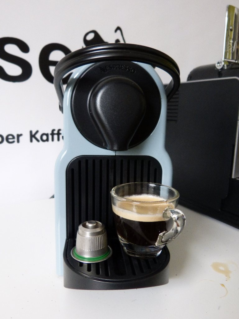 mycoffeestar barista set edelstahl kapsel nespresso im test 007 kapsel. Black Bedroom Furniture Sets. Home Design Ideas
