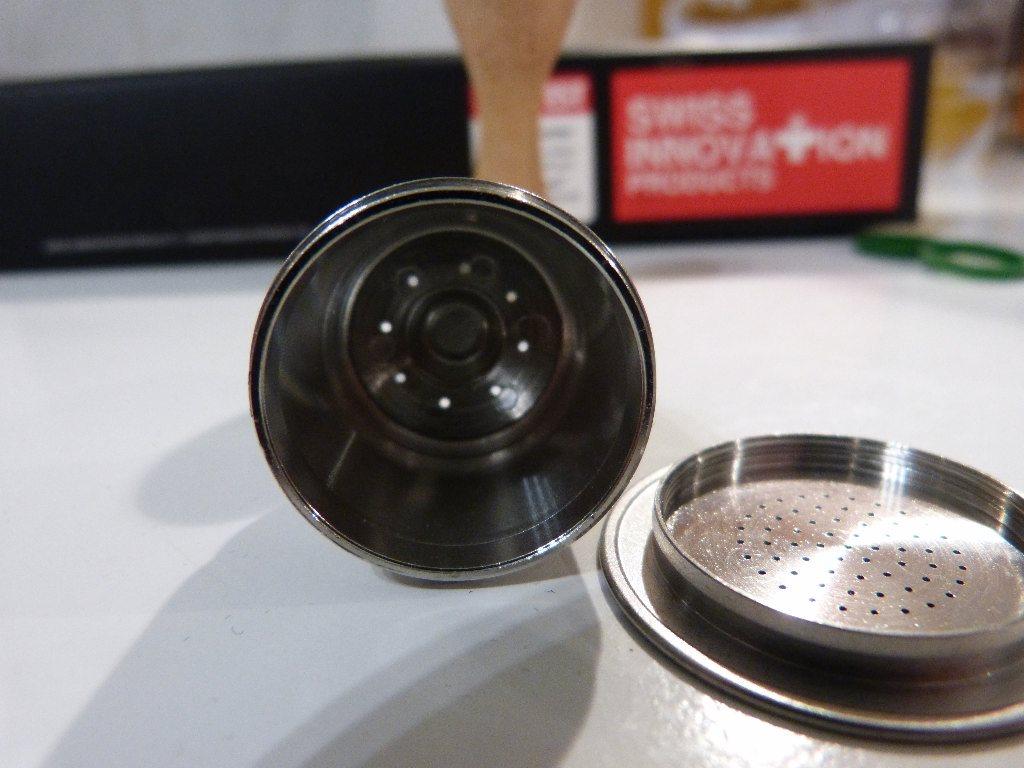 mycoffeestar barista set edelstahl kapsel nespresso im test 1 004 kapsel. Black Bedroom Furniture Sets. Home Design Ideas