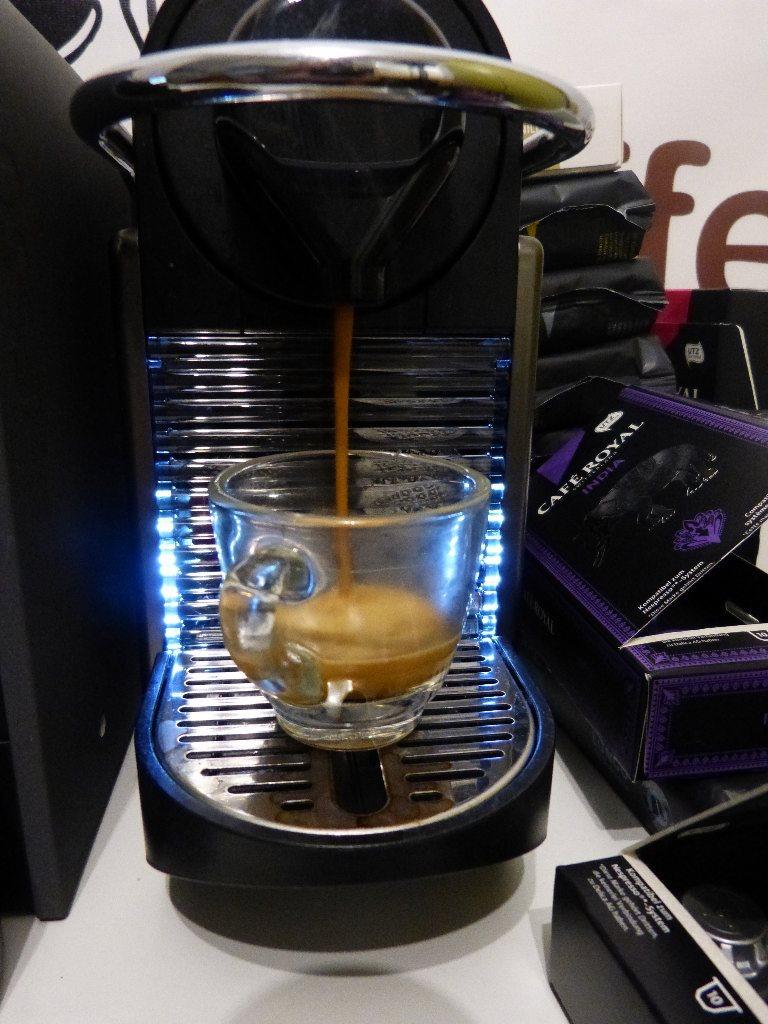 Cafe Royal Nespresso Probleme