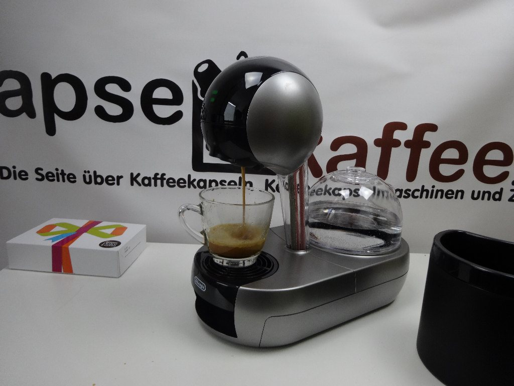 dolce gusto stelia im test 003 kapsel. Black Bedroom Furniture Sets. Home Design Ideas