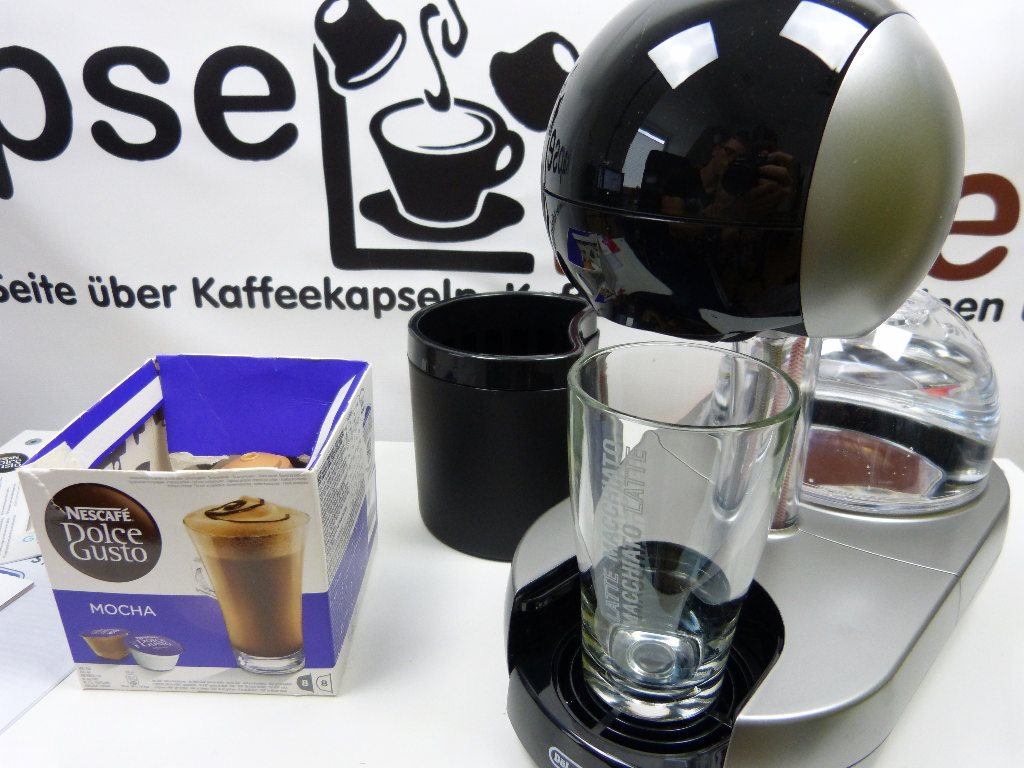 nescaf dolce gusto stelia im test kapsel. Black Bedroom Furniture Sets. Home Design Ideas