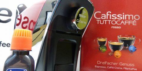 Entkalkung Cafissimo Tuttocaffe001