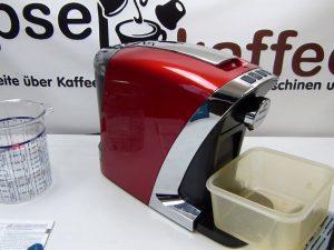 Entkalkung Cafissimo Tuttocaffe008