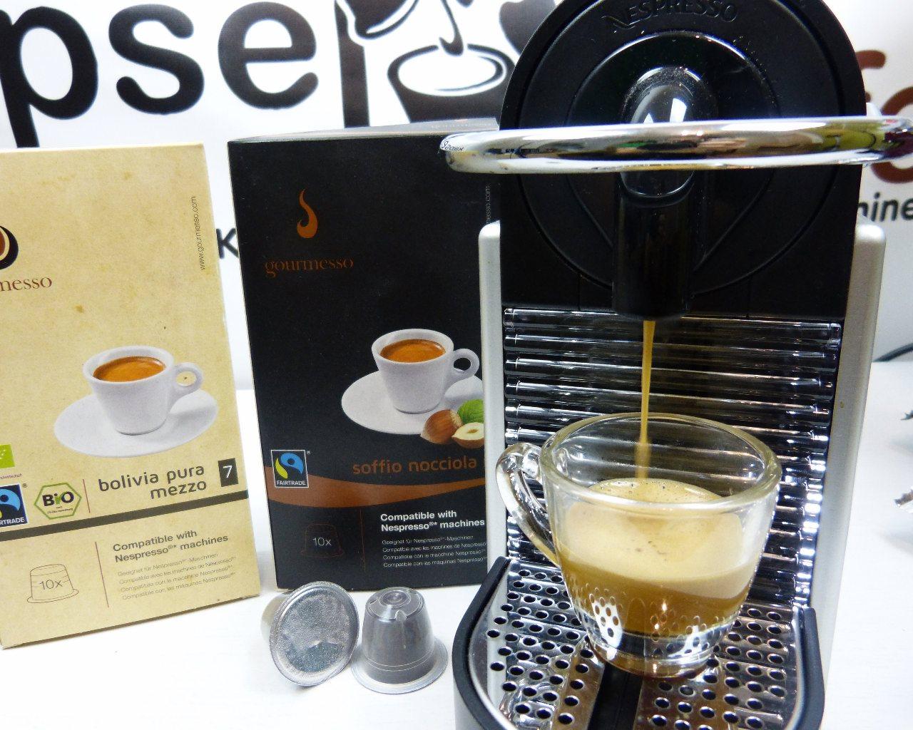 gourmesso kaffeekapseln im test kompatibel mit. Black Bedroom Furniture Sets. Home Design Ideas