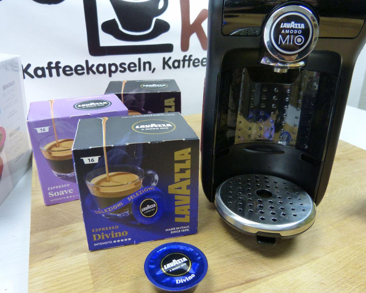 Aeg Lavazza Magia A Modo Mio Im Test Kapsel Kaffee Net
