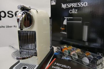 Nespresso Citiz Unboxing Test027