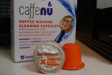 CaffeNu Reinigungskapsel Test Testbericht Nespresso Maschinen_026