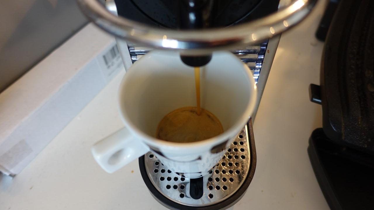 moreno kaffeekapseln aldi nespresso test testbericht 035 kapsel. Black Bedroom Furniture Sets. Home Design Ideas
