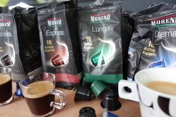wiederbef llbare kaffeekapseln f r nespresso maschinen im test kapsel. Black Bedroom Furniture Sets. Home Design Ideas