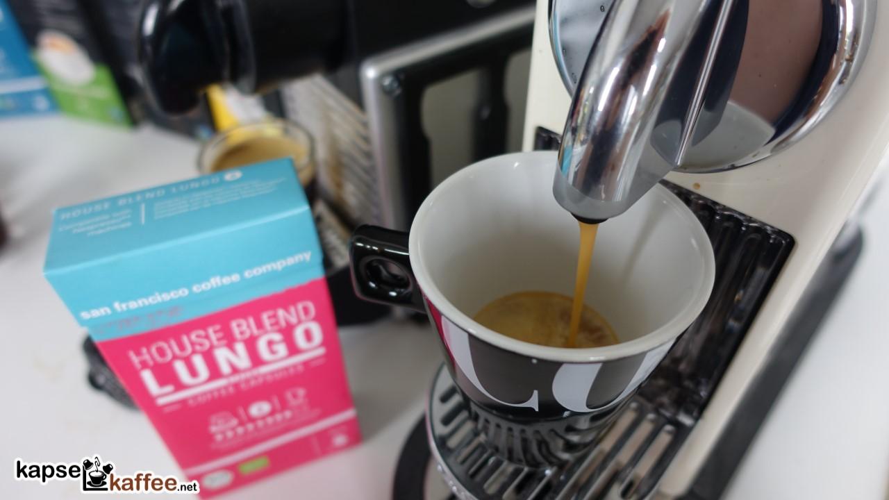 gourmesso kaffeekapseln nespresso system testbericht test. Black Bedroom Furniture Sets. Home Design Ideas