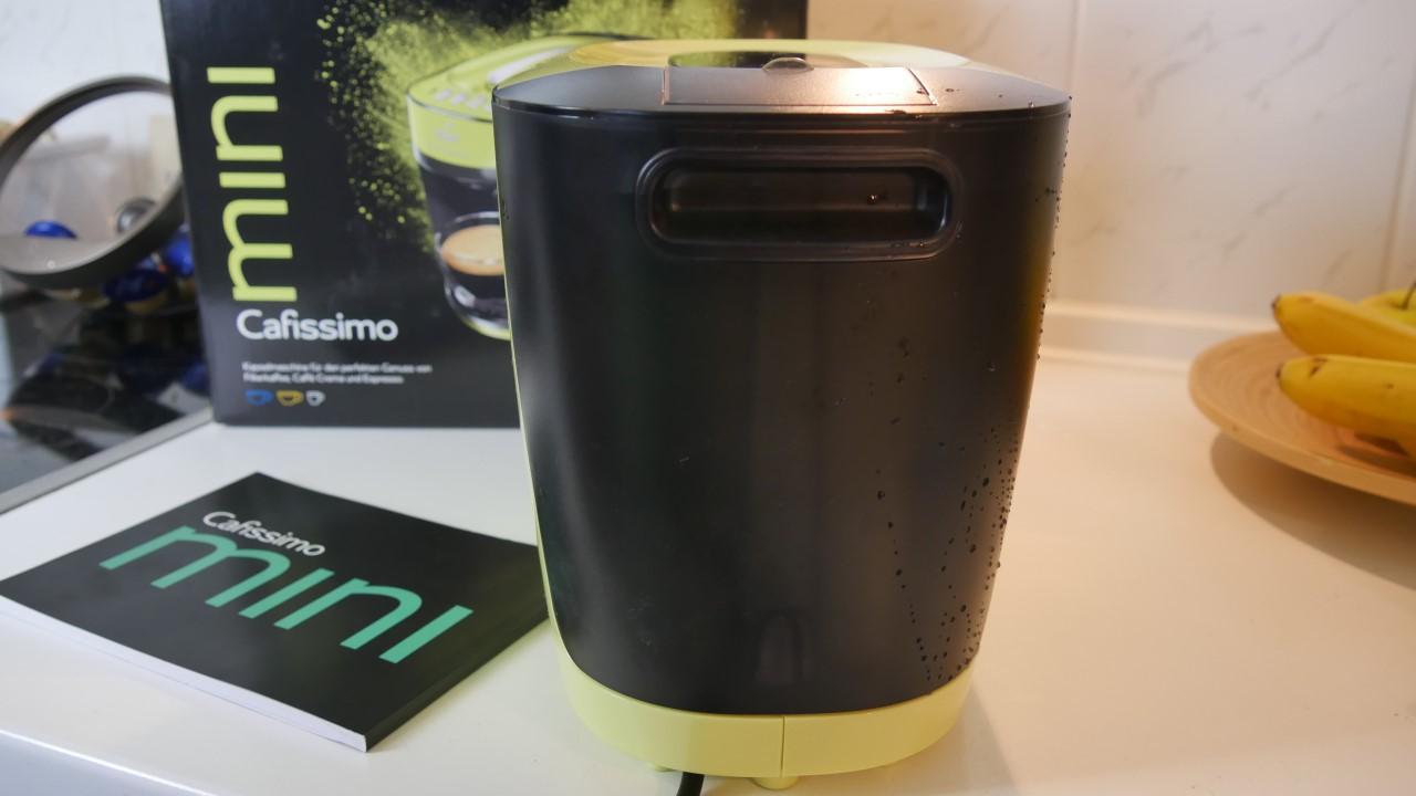 tchibo cafissimo mini testbericht test review 071 kapsel. Black Bedroom Furniture Sets. Home Design Ideas