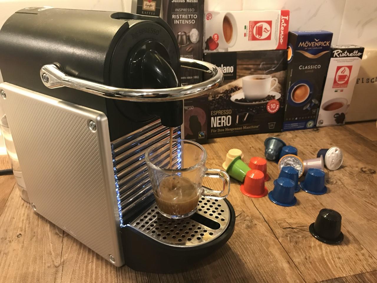 Langzeittest Kaputte Nespresso Maschinen Durch Klon Kapseln