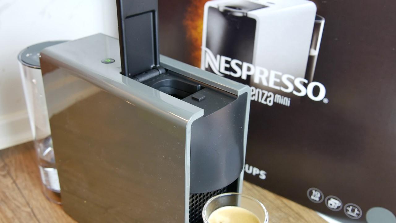 29d1ae31376ca8 Krups Nespresso Essenza Mini im Test [XN110B] - Kapsel-Kaffee.net