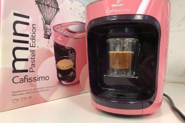 Cafissimo Mini Pastell Edition Im Test: Frühlingsfarben Für Die Küche